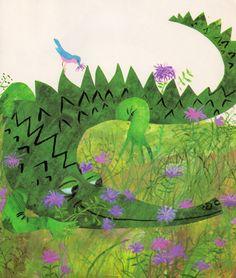 The Crocodile in the Tree - written by Roger Duvoisin (1973).