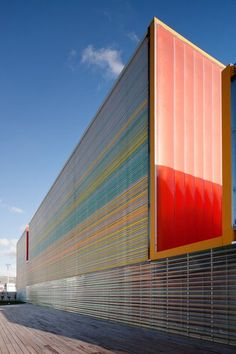 ucel batelud auditorium and congress hall in cartagena spain by jose selgas and