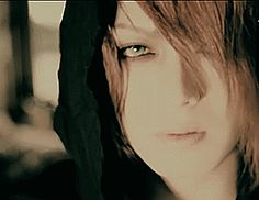 """Tatsuya being too damn sexy in this gif from their new PV for """"My Resistance""""."""