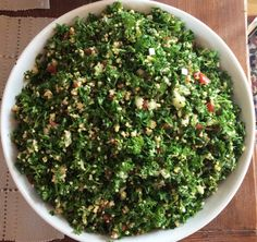 traditional tabouli recipe