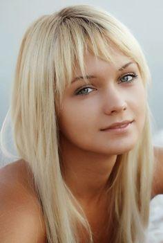 Beauté Blonde, Blonde Beauty, Hair Beauty, Beautiful Girl Image, Most Beautiful Women, Beautiful Gorgeous, Simply Beautiful, Girl Face, Woman Face