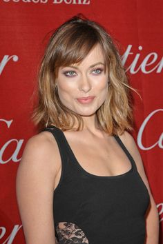 Details Behind Olivia Wilde's Sexy New Haircut