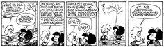 Susanita odia las reflexiones de Mafalda. Ella es muy ignorante y egoísta.