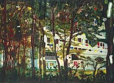 View Concrete cabin west side by Peter Doig on artnet. Browse upcoming and past auction lots by Peter Doig. Peter Doig, A Level Art, Modern Landscaping, Famous Artists, Contemporary Artists, Home Art, Painting & Drawing, Art Projects, Sculptures