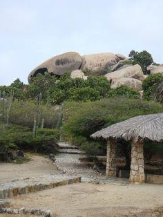 Ayo Rock Formations - Aruba