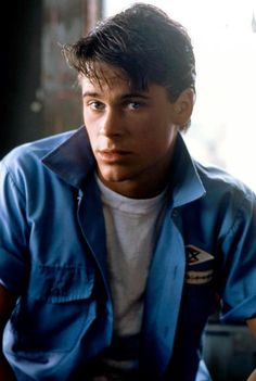 rob lowe | the outsiders as soda pop Curtis