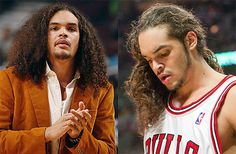 Flashback Thursday: Joakim Noah (Swedish/Cameroonian-French) [French/American] Known as: Professional Basketball Player (Starting Center for the NBA's Chicago Bulls; Son of French singer and former...