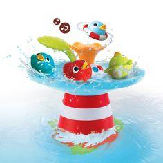 Jeu de bain La course aux canards pour enfant de 6 mois à 3 ans - Oxybul éveil et jeux