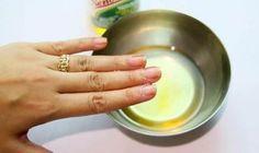 Prenez soin de vos mains et faites pousser vos ongles rapidement(en une semaine) avec ce soin miraculeux !