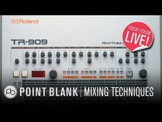 Mixing Techniques for Electronic Drums w/ Free Plugins (FFL!) - YouTube
