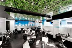 The Restaurant & Bar Design Awards is the world's only event dedicated exclusively to the design of food and drink design spaces Restaurant Design, Restaurant Bar, Dance Rooms, Bar Design Awards, Ceiling Panels, Hospitality Design, Hotels And Resorts, Service Design, Contemporary
