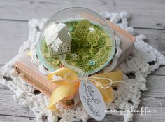 Papertrey Ink Forum • Petite Places Baptism Gift Topper