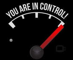 """Staying in Control Even When You are Out of Control"" By Nathan S. Collier"