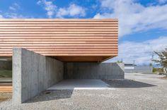 Mies auf Japanisch - Wohnhaus von Mount Fuji Architects Studio