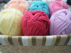 Yarn Basket, via Flickr.