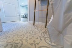 Choose the Right Basement Flooring Basement Flooring Options, Types Of Flooring, Basement Remodel Diy, Basement Renovations, Basement Ideas, Basement Storage, Modern Farmhouse, Farmhouse Decor, New Staircase