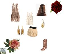 """Dressy Country Chick"" by koolskittle on Polyvore"
