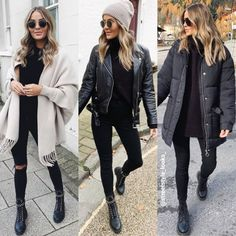 27 актуальных образов с джинсами скинни Leather Jacket, Jackets, Fashion, Studded Leather Jacket, Down Jackets, Moda, Leather Jackets, Fashion Styles, Jacket