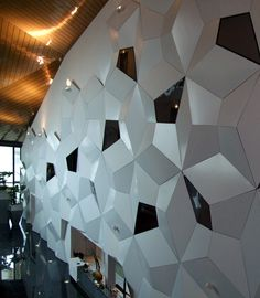 Clarion Hotel - larson® Pure white + anodic brushed - Trondheim, Norway.