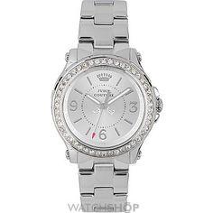 Ladies Juicy Couture Pedigree Gift Set Watch 1901058 £150