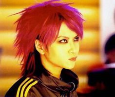 death anniversary of hide (former guitarist of X Japan) Hidden Love, Ill Always Love You, Love Your Smile, Aesthetic People, Heavy Metal Bands, Best Rock, Japanese Artists, Hair A