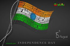 15 August Image #independenceday