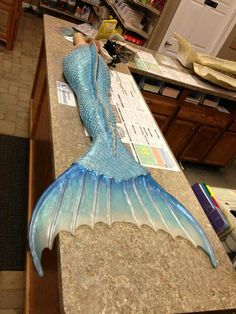 Another Mermaid tail :')