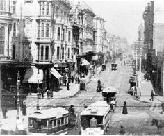 Dupont Street, 1870