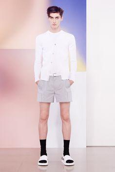 Spring 2015 Menswear - Jil Sander