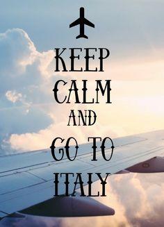 I'm from Italy