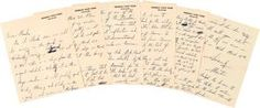 's Civil Rights Letters Martin Luther King, King's Speech, King Jr, Pen And Paper, Civil Rights, Auction, Letters, Writing, Cursive
