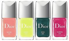 Dior Spring 2017 Makeup Collection: Colour Gradation