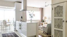 Seahill Interior Kitchen Island, Luxury Apartments, Bedroom, Interior, Sea, Furniture, Home Decor, Island Kitchen, Decoration Home