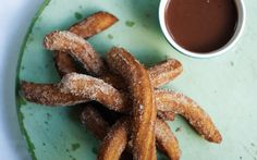 Churros and chocolate recipe - goodtoknow