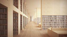 Library of Philology at University Munich by cukrowicz nachbaur architekten