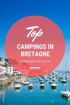 28 Ideeën Over Camping Bretagne Bretagne Camping Kampeerplaatsen