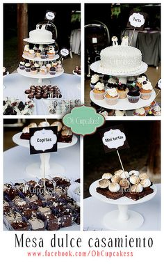 Mesa dulce casamiento