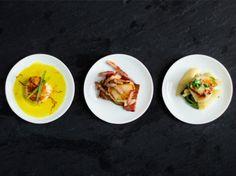 Entdecken Sie die Jakobsmuschel in ihrer ganzen Vielfalt: mit diesen drei leckeren Rezepten mit Curry, Apfel-Lauch und Speck.