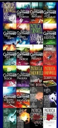 Patricia Cornwell # Pin++ for Pinterest #