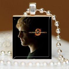 """""""Peeta""""  The Hunger Games $7"""
