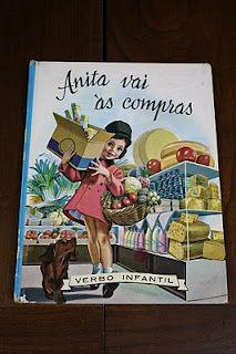 """O cantinho das colecções: LIVROS DA """"ANITA"""" VERBO INFANTIL Everything And Nothing, Old Cartoons, Retro Futurism, Do You Remember, Classic Tv, Childhood Memories, Growing Up, Portugal, Books"""