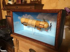 Model Toy Dirigible