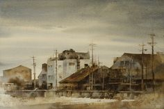 Chien Chung-Wei 簡忠威 is an award winning Taiwanese watercolour artist making his teaching debut in North America.