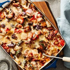 You've Never Made a Casserole Like This Before. I can't make ratatouille without thinking of Remy, the adorable cartoon rat. Side Dish Recipes, Gourmet Recipes, Vegetarian Recipes, Dinner Recipes, Cooking Recipes, Healthy Recipes, Side Dishes, What's Cooking, Pork Recipes