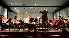 Cooperative Arts High School Full Orchestra Performing The Magnificent S...