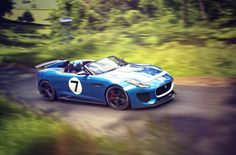 Jaguar's Project 7 concept is based on the F-TYPE. Should it go in to production?