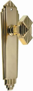 Neither Home Depo or Lowes carries a doorknob like this. See more art noveau design ideas at: http://www.pinterest.com/homedsgnideas/