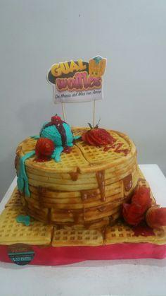 Torta wafle
