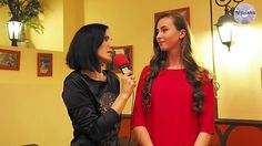 "3 PR-вечеринка ""TV SHANS"" .Интервью .Ульяна Ефременкова от проекта ТВ ША..."