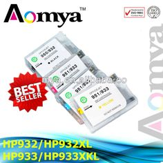 Find More Ink Cartridges Information About Empty Refillable Cartridge Hp933 932 Hp933XL 932XL